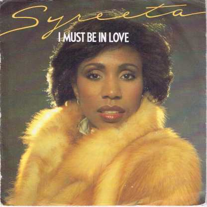 Syreeta – I Must Be In Love - TMG 1258 – 7-inch Vinyl Record
