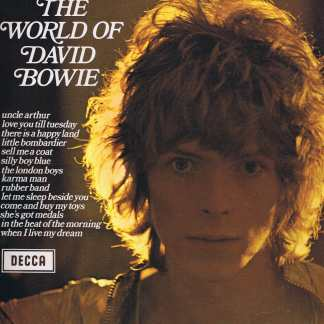 David Bowie – The World Of David Bowie - SPA58