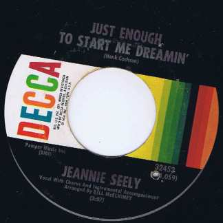 Jeannie Seely - How Big A Fire - 32452 - 7-inch Vinyl Record