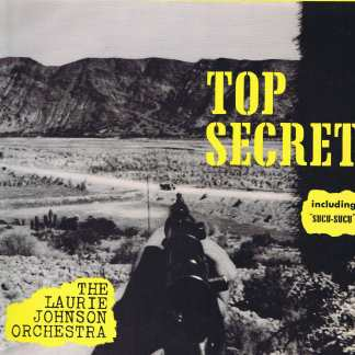 The Laurie Johnson Orchestra – Top Secret – GGL 0108 - LP Vinyl Record