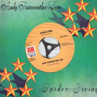 Andy Fairweather Low - Spider Jiving - AMLH 68263 - LP Vinyl Record