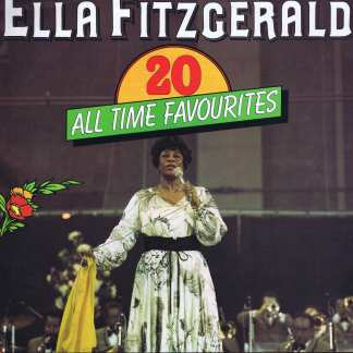 Ella Fitzgerald - 20 All Time Favourites - MP Records 33005 - LP Vinyl Record