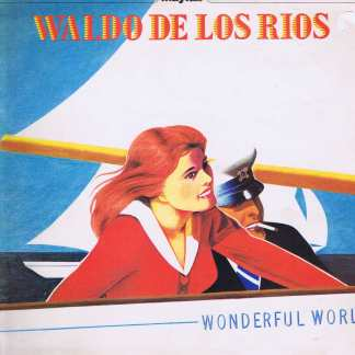 Waldo De Los Rios – Wonderful World – AMLB 51039 - LP Vinyl Record