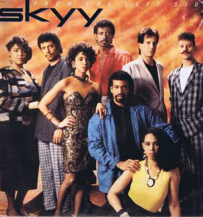Skyy – From The Left Side - EST 2014 - LP Vinyl Record