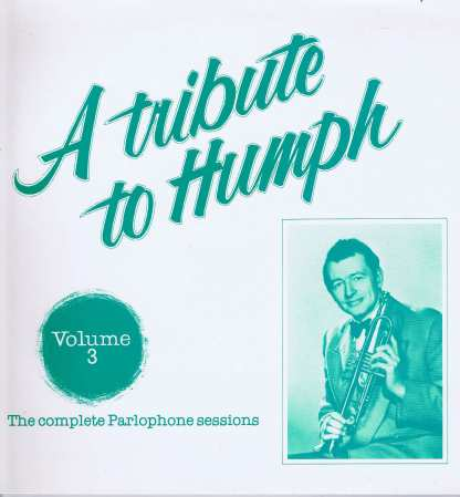 Humphrey Lyttelton – A Tribute To Humph Vol 3 – DORMOUSE DM3 - LP Vinyl Record
