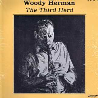 Woody Herman - The Third Herd - DS-815 – LP Vinyl Record