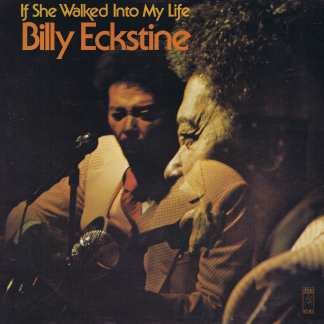 Billy Eckstine - If She Walked Into My Life - STX 1025 – LP Vinyl Record