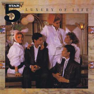 Five Star - Luxury Of Life - PL70735 – LP Vinyl Record
