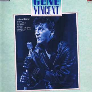 Gene Vincent - Rock 'N' Roll Greats - MFP 41 5749 1 - LP #genevincent