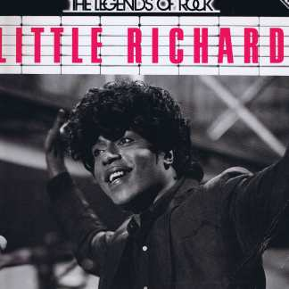 Little Richard – The Legends Of Rock - 6.28591 - 2-LP #littlerichard