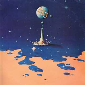 Electric Light Orchestra – Time – JET LP 236 #elo