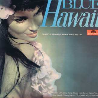 Roberto Delgado - Blue Hawaii – 237 426 - LP Vinyl Record