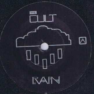 The Cult - Rain - BEG 147 - 7-inch #thecult