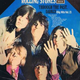 Rolling Stones - Through The Past, Darkly (Big Hits Vol. 2) - SKL 5019 - LP Vinyl Record