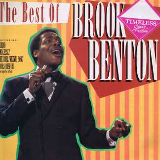 Brook Benton - The Best Of Brook Benton - Philips TIME 1 – LP Vinyl Record