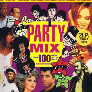 Various Artists - Party Mix - DIN TV 32 - 2-LP Vinyl Record