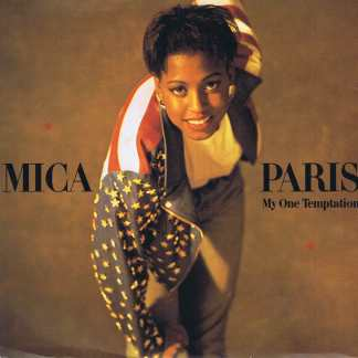 Mica Paris – My One Temptation - BRW 85 - 7-inch Vinyl Record