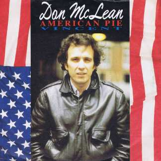 Don McLean – American Pie - EMCT 3 - 7-inch Vinyl Record