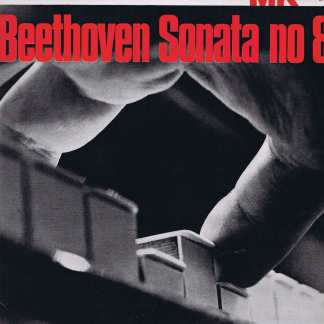 DO 5490 - Beethoven / Richter – Sonata No. 8 - LP Vinyl Record