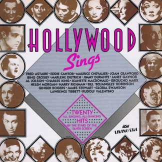 Various - Hollywood Sings - AJA 5011 – Mono - LP Vinyl Record