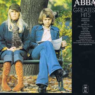 Abba - Greatest Hits – EPC 69218 - LP Vinyl Record