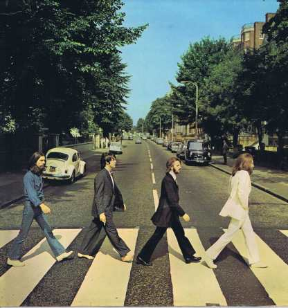 The Beatles – Abbey Road – PCS 7088 - French Pressing - LP Vinyl Record