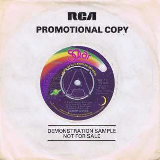 Carrie Lucas ‎– It's Not What You Got (It's How You Use It) ‎ - 7-inch Promo
