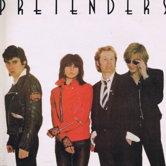 The Pretenders – Pretenders – RAL 3 – LP Vinyl Record