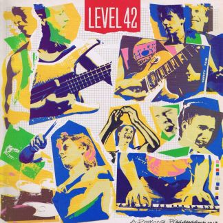 Level 42 – A Physical Presence – POLH 23 - LP Vinyl Record