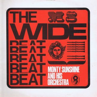 Monty Sunshine – The Wide Beat – T450 - LP Vinyl Record