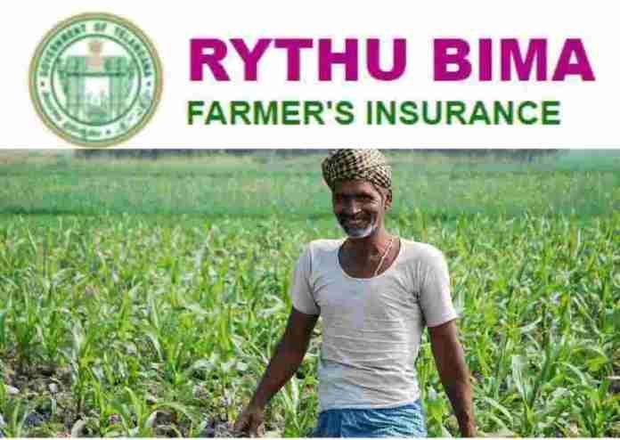 Rythu Bima Insurence 2021: Apply Online, Application Status, Farmer List,Help Lineno,Mobile Application