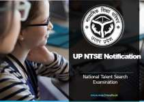 Uttar Pradesh NTSE Notification
