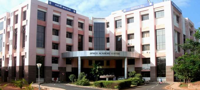 JIPMER Online Application For PG Entrance Exam 2020
