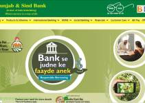 Punjab & Sind Bank Recruitment 2019 - 168 Vacancies