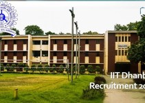 IIT Dhanbad Recruitment 2019 - 191 Vacancies