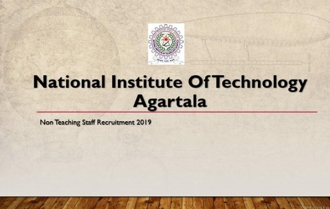 NIT 88 Non Teaching Recruitment 2019