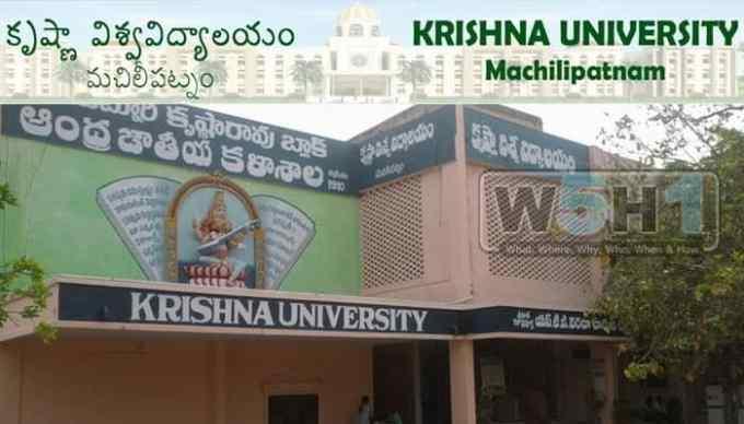 Krishna University (KRU)