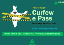 COVID 19 E Pass Online Form (State Wise) Application