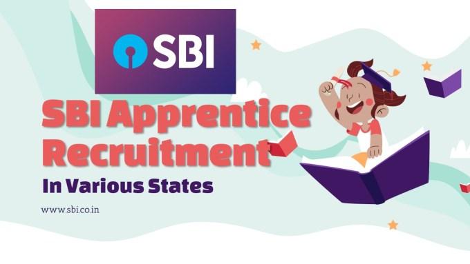 SBI Apprentice Notification