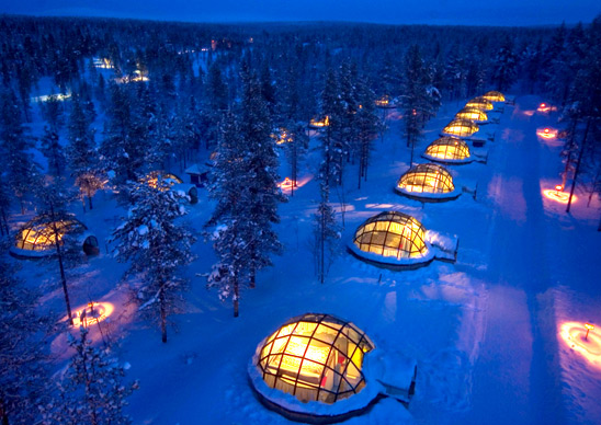 Most Bizarre Hotels in the World (1/6)