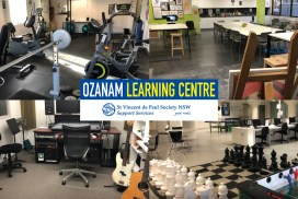 A hub for the locals: The Ozanam Learning Centre