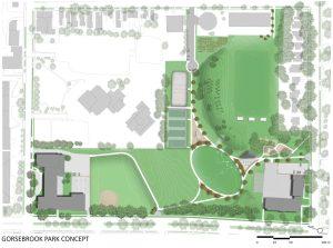 Concept Plan for Gorsebrook Park