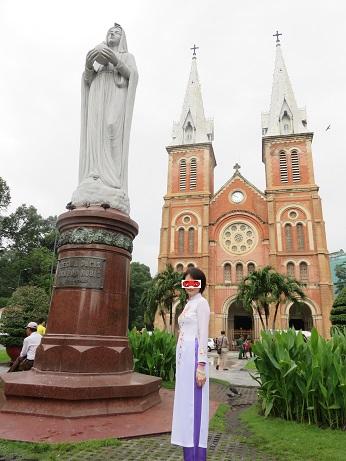 ホーチミンの聖マリア教会