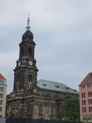 ドレスデンの聖十字架教会