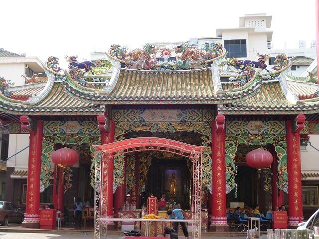 バンコクの中華街