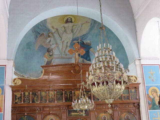 ヨルダン・マダバの聖ジョージア教会