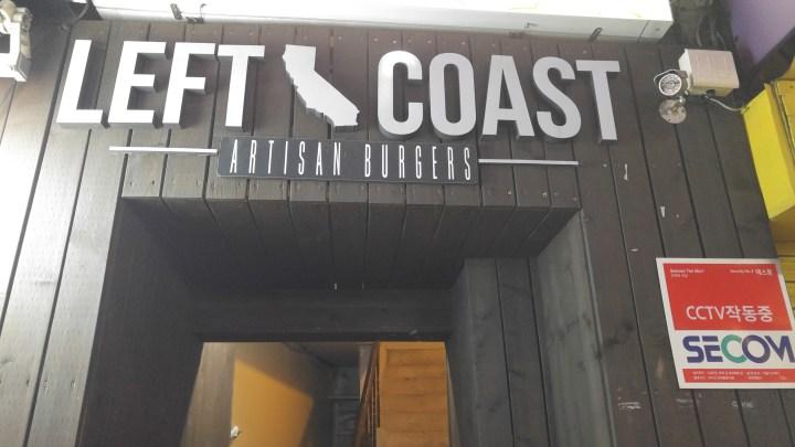 Left Coast Burgers