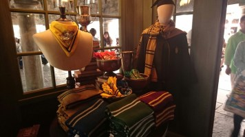 Hufflepuff stuff! And Ravenclaw, Slytherin, and Gryffindor