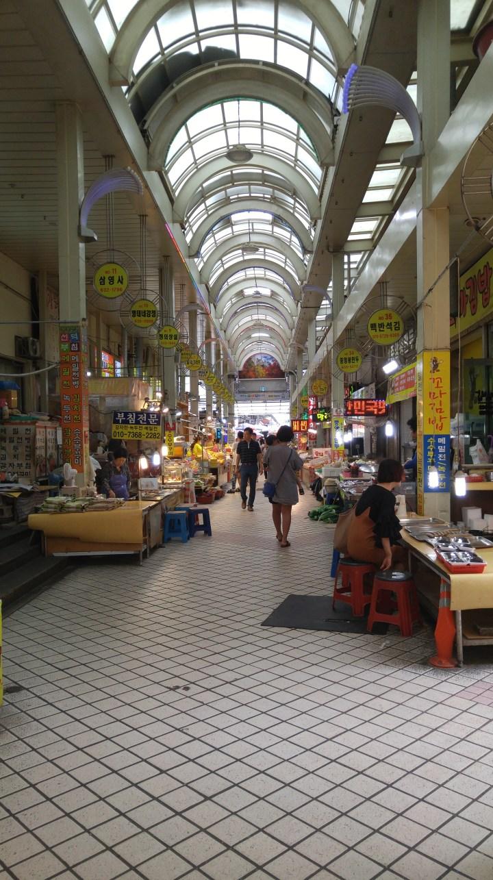 Sokcho Jungang Market 속초 중앙시장
