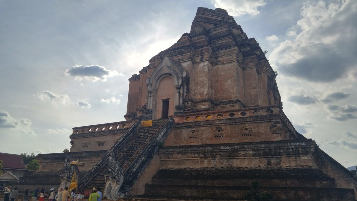 Temples and Conversations with Monks in Chiang Mai